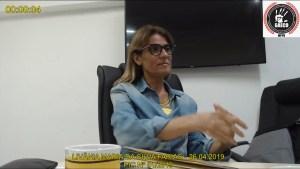 VÍDEO: Livania 'entrega' João Azevedo e diz que governador recebeu mensalão de R$ 120 mil da Cruz Vermelha