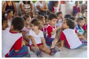João Pessoa tem maior crescimento de vagas nas creches municipais entre as Capitais do Nordeste