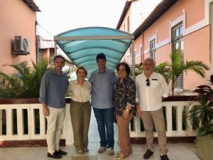 SAÚDE: Ruy garante investimento de R$ 1 milhão para o Hospital São Vicente, em João Pessoa