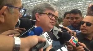 Operação Calvário: João nega envolvimento em negociações ilícitas com empreiteiras e defende punição para quem agiu de forma incorreta