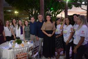 14ª edição do Chá Solidário teve grande arrecadação de donativos para o Instituto Palate e folia carnavalesca
