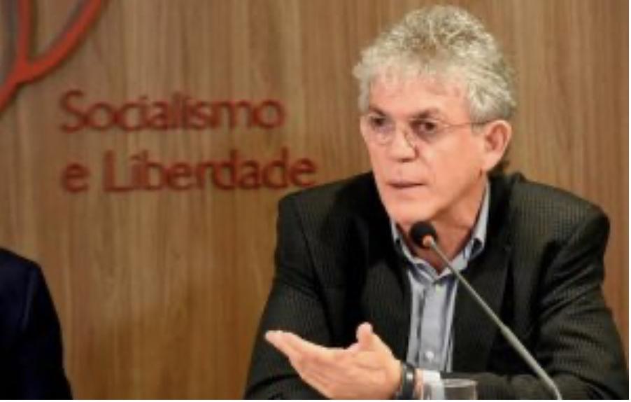 O ANTAGONISTA: Ricardo Coutinho vai pular Carnaval de tornozeleira