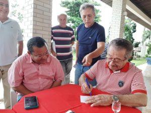 Maranhão abona ficha de Nilvan Ferreira, que ainda não decidiu por qual partido disputará PMJP