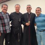 Tião Gomes se une a prefeito, bispo e reitor na luta pela restauração do Santuário Padre Ibiapina, em Solânea