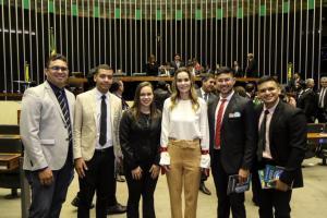 Senadora Daniella Ribeiro anuncia inscrições para a terceira turma do projeto Você no Senado