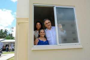 Cartaxo inaugura residencial com 400 apartamentos e maior programa habitacional da história da Capital acaba com mais uma área de risco na Saturnino de Brito