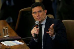 Moro chega a João Pessoa para manifestar apoio ao trabalho do Gaeco