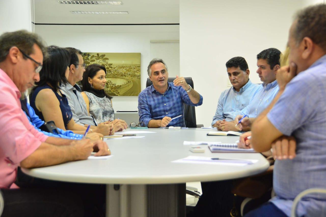Luciano Cartaxo reúne Núcleo de Prevenção e mobiliza Prefeitura de João Pessoa para trabalho preventivo ao coronavírus