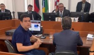 Em depoimento à PF, Nonato Bandeira e Luís Torres revelam ameaça de Fabiano Gomes com supostas informações sigilosas da Calvário