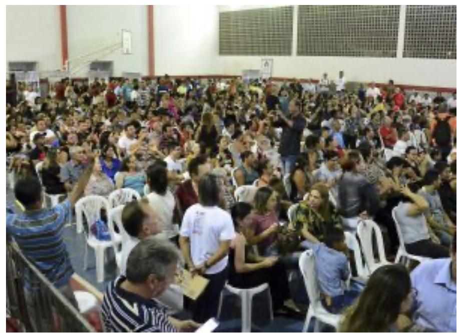 Orçamento Participativo reúne moradores da 6ª e 9ª regiões nesta segunda-feira