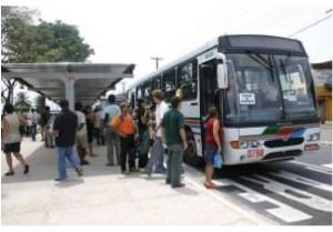 Por conta do coronavírus, empresas de ônibus reduzem frota em João Pessoa