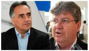 EXCLUSIVO: João Azevêdo e Luciano Cartaxo se reúnem para debater medidas de combate ao coronavírus