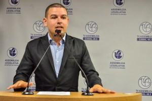 """""""DEM está fortalecido para as eleições municipais"""", afirma Ruan Martins"""