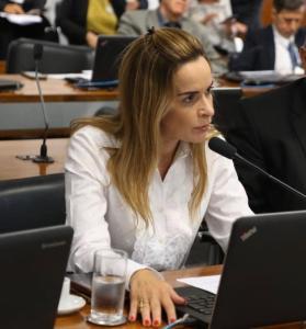 Daniella Ribeiro sugere que Itamaraty peça ajuda a outros países para combater Covid