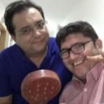 VÍDEO: Em Live, Geraldo Luís enaltece trabalho de Abrantes Júnior e diz que em breve comunicador paraibano estará na Record