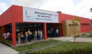 Restaurantes Populares, Cozinhas Comunitárias e Centro POP oferecem cardápio especial na Sexta-feira da Paixão