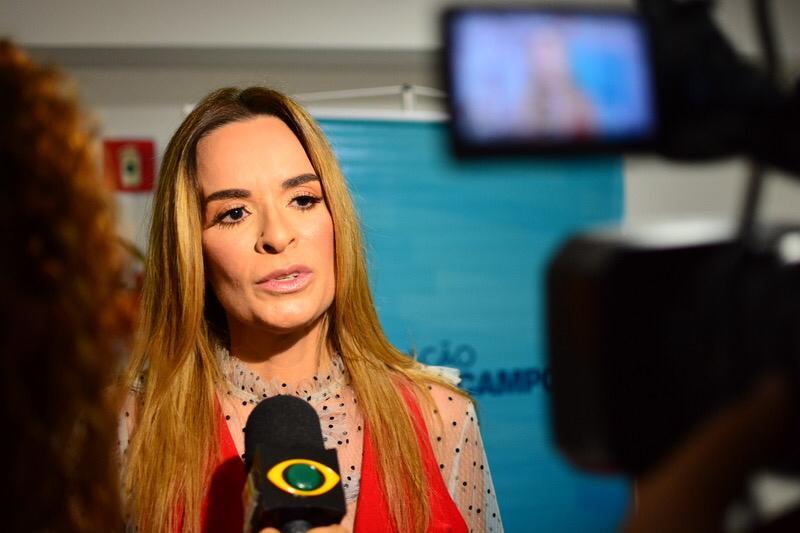 Daniella Ribeiro propõe auxílio para manter famílias conectadas durante a pandemia