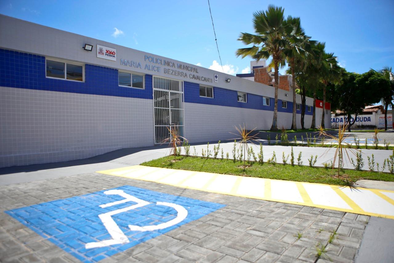 Cartaxo autoriza entrega de policlínica em novo padrão e amplia rede de atendimento médico especializado em João Pessoa