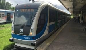 Prefeitura de João Pessoa solicita à CBTU que paralise circulação de trens urbanos na Região Metropolitana da Capital