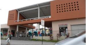Fiscalização – Sedurb retira bancas de feira livre do Mercado Central