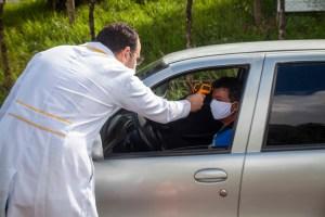 Operação Proteção da Prefeitura de João Pessoa realiza 92 testes de Covid-19 e 30 atestam positivo, fiscaliza 16 estabelecimentos e higienizam nove ruas em primeiro dia de ação