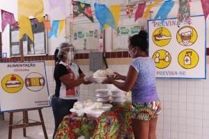 Prefeitura de João Pessoa oferece refeições para 65 mil estudantes da rede municipal