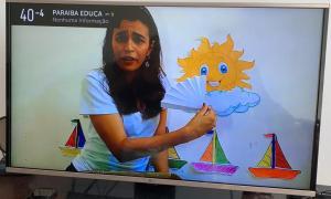 TV Assembleia e Secretaria de Educação iniciam transmissão de aulas remotas de estudantes da Rede Estadual de Ensino