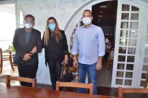 Presidente nacional do Avante confirma esposa de Adriano Galdino no comando do partido na PB