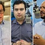 Ruy Dantas, Paulo Neto e Fábio Bernardo estreiam novo programa ao meio-dia, na 89 Rádio Pop