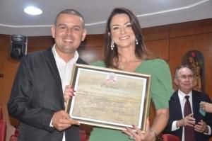 Ruan Martins se solidariza com Michelle Ramalho: 'Exemplo de honestidade'