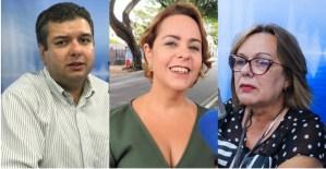Daniella Bandeira e Socorro Gadelha retornam à gestão municipal, mas Diego não volta à PMJP