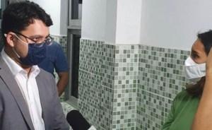 EXCLUSIVO: Berg Lima vai à Câmara Municipal entregar carta renúncia, mas presidente se recusa a receber documento após fim de expediente