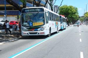 Uso das faixas exclusivas para ônibus deixará de ser livre em João Pessoa