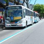 250 ônibus voltam a circular nesta segunda-feira em João Pessoa