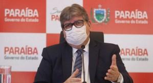 Governador anuncia execução de mais de 200 obras e assegura investimentos de R$ 798 milhões na Paraíba