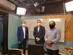 Luciano Cartaxo anuncia início de videoaulas do Ensino Fundamental pela TV Câmara