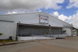 Hospital de Campanha em Santa Rita é desmontado nesta segunda-feira