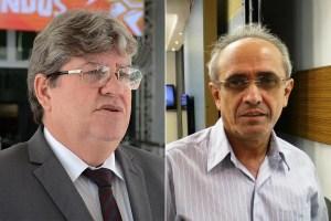 BASTIDORES: João Azevêdo anuncia apoio a Cícero Lucena nesta sexta-feira