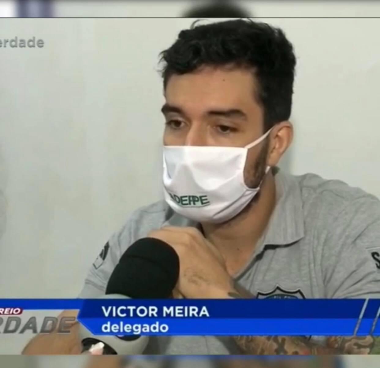 Vídeo: delegado diz que motivação política é improvável em relação ao assassinato de Abson Matos, em Itambé-PE