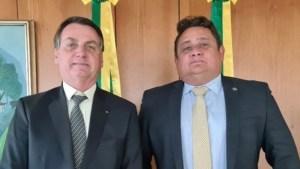 Bolsonaro decide não participar das eleições para prefeito e  frustra expectativa de Wallber Virgolino