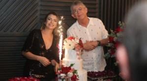 Amanda Rodrigues anuncia gravidez e Ricardo Coutinho será pai pela terceira vez