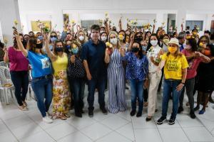 Pré-candidatura de Ruy recebe apoio de grupo de mulheres