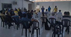 João Almeida tem reunião com pré-candidatos a vereador do PSL