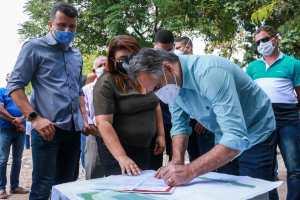 Cartaxo autoriza obras do Parque das Águas em Mangabeira