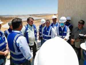 """Efraim: """"visita de Bolsonaro impulsiona investimentos em energias renováveis, a nova vocação econômica do Nordeste"""""""