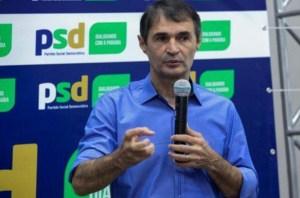 Romero Rodrigues anunciará apoio do PSD a Ruy Carneiro nesta quarta-feira