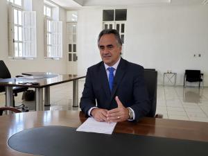 """Cartaxo desmente boatos sobre fechamento do comércio após eleições: """"Quem inventou isso está fazendo terrorismo"""""""