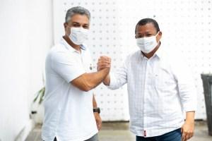 Nilvan Ferreira e Major Milanez lançam Plano de Gestão para João Pessoa nesta quinta