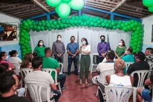 Na Padre Hildon Bandeira, Edilma Freire defende obras de urbanização das comunidades no entorno da Beira Rio
