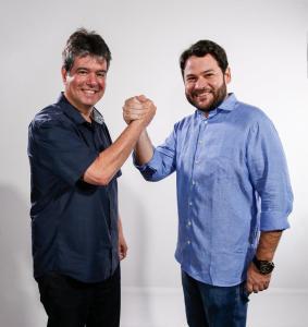 """""""Zé Gadelha traz a experiência do Banco Cidadão ao projeto desenvolvimentista para João Pessoa"""", comemora Ruy Carneiro"""